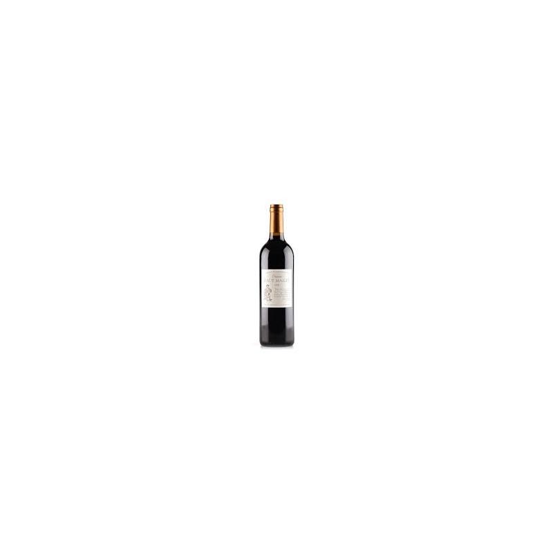Château Haut-Mallet rouge 2015 en Magnum 1.5L